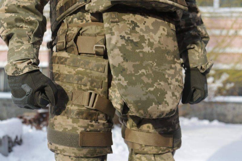 Бронежилет за стандартами НАТО вперше розроблено в Україні (фото)