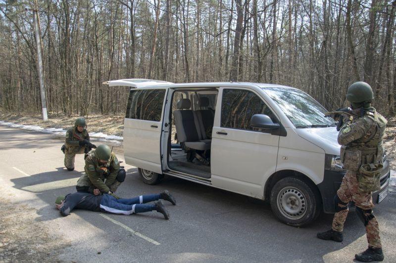 На Черкащині завершилися тренувальні заходи українських спецпризначенців