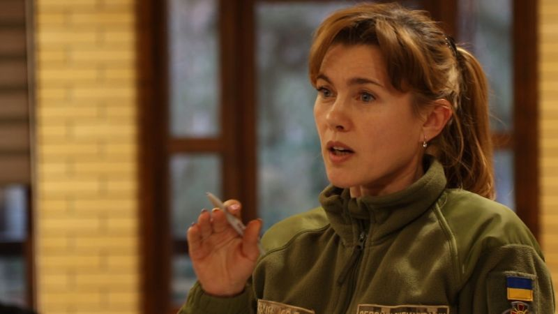 Навчальний курс ведення діалогу з населенням пройшли українські військові (фото)