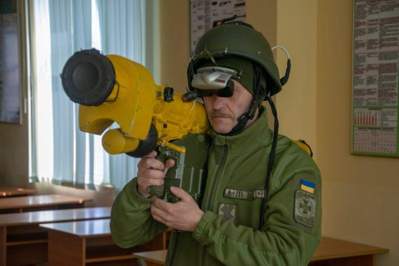 Підготовка операторів зенітних-ракетних комплексів завершилася в Оршанці (фото)