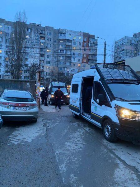 Мешканці Одеси вийшли на мітинг через жорстоке побиття ветерана АТО (відео, фото)