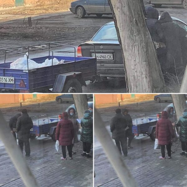 На Донеччині виборців підкуповують речовими та продуктовими наборами (фото)