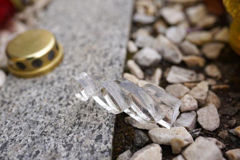 Акт вандалізму щодо пам'ятника Героям Небесної Сотні зафіксовано у Житомирі (фото)