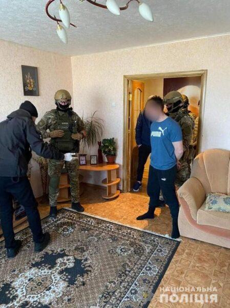 Взято під варту чоловіка, який кинув гранату у правоохоронців на Луганщині (ФОТО)